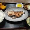 西川口の「あおき食堂」であこう鯛粕漬け焼き定食を食べました★