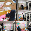 3月展示「○○卒業生」完成!