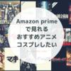 《おすすめアニメ&コスプレ》アマゾンプライムで全話見たアニメをコスプレ商品と共に紹介したい