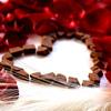 バレンタインフラワー