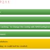 CakePHP2.1でMySQL接続