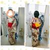 板橋の花火大会へお出かけのお嬢様です(´∀`)