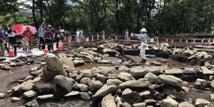 秦野稲荷木遺跡の第二回報告会に行ってきました。