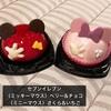 2月26日にセブンイレブンで新しく発売されたスイーツ『ミッキーマウス(ベリー&チョコ)』、『ミニーマウス(さくら&いちご)』を紹介します!