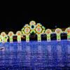ラグーナテンボス・ラグナシアのイルミネーション「光の宮殿」写真(2014)
