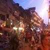 【インド】デリーに到着、安宿街の旅行代理店に連れ込まれる編