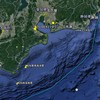 【ダウジング地震予測】これから大きな地震が起きるところは?九州南部・三重県