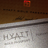 HYATTのFSP,GOLDPASSPORT