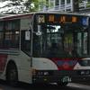 関東バスB1416武蔵野営業所出場試運転