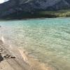 カナダ:ロッキー山脈をぶらり。地図上にないような湖になんとなく立ち寄るのがスキ