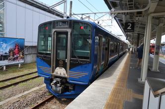 しなの鉄道快速「軽井沢リゾート2号」乗車記(長野9:11→軽井沢10:13)