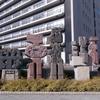 豊田市(3)豊田市役所周辺 彫刻放浪:豊田市と岐阜市(3)