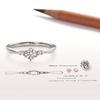 あなたにもっと似合うに。京都の婚約指輪づくり。