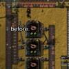 Factorio ディストラクターカプセルを作りました