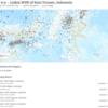 【海外地震情報】7月8日00時08分頃にインドネシア東部(モルッカ海)を震源とするM6.9の地震が発生!インドネシアでは6月24日にM7.5の地震が発生したばかり!最近リング・オブ・ファイア上では巨大地震が連発!日本も『環太平洋対角線の法則』の発動による『南海トラフ地震』などの巨大地震に要警戒!