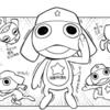 【漫画感想】少年エース9月号の「ケロロ軍曹」の感想とか目次コメントの話とか