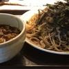 【ダイエット】つけ蕎麦わびすけ@神田