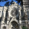【ニューヨーク】【アッパーウエスト】セントジョンデバイン大聖堂 cathedral church saint john the divine・116丁目 世界最大なんです!