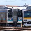 211系3000番台N332編成走行試験