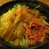 ら〜めん道場 醤油や本舗むらさき・魚介濃厚まぜ麺
