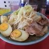 夏日の名古屋で食べる二郎系の人気店 @名古屋錦 ラーメン大 その42