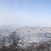 <山行記録> 松くい虫の千歳山 ~雪が降ったから山登り~ 2019.1.18