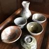 【七輪陶芸 日々の記録⑨】気分転換と焼成の練習のためにお猪口を作ってみる。
