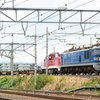 第1357列車 「 ムドDD200-4の付いた配6550レを狙う 」