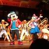 ニュールックのミッキー / New looking Mickey Mouse