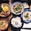 11月30日(土)「通常営業」:日替りランチ膳と手作りケーキのメニューです。