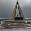 北海道 宗谷岬・北防波堤ドーム