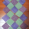 四角つなぎのバッグ 3