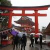 京都巡り(1)伏見稲荷大社