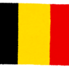サッカー日本代表VSベルギー代表