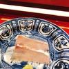 殿堂入りのお皿たち その122【一心鮨光洋 の 鮨】