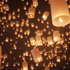 【タイ1人旅11日目】死ぬまでに見たい景色!コムローイ祭り
