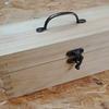 【活用】あられ組みの収納ボックスをDIY【トリマーテーブル】