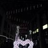 赤坂サカスのイルミネーション