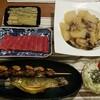 2017/09/09の夕食