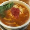 京都の第一旭から暖簾分けした「神戸ラーメン 第一旭」でのトマトラーメン