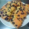 ブルーベリーのパウンドケーキを作ってみた