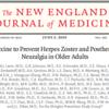 帯状疱疹ワクチンの効果 NEJM2005