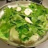 疲労回復にニラを食べる & ドンキホーテのパクチー & 余均益のラー油