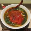 【今週のラーメン714】 麺や 七彩 東京ラーメンストリート店(東京・八重洲) とまとタンメン