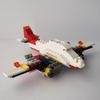 レゴ:飛行機の作り方 、クラシック アイデアパーツ11003だけで作れるよ