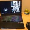 新しい仕事用PC!