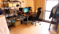 引っ越し完了したので、新居を一通り紹介します【三十路男、実家を出る ②】