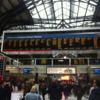 ロンドンの地下鉄ストライキに備えて