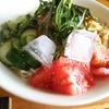 簡単お昼ごはん!サッポロ一番塩ラーメンの冷やしバージョンが美味しかった♪