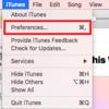 Macbook Air、iTunesでiPhone等バックアップするために